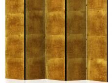 Paraván - Golden Cage II [Room Dividers]